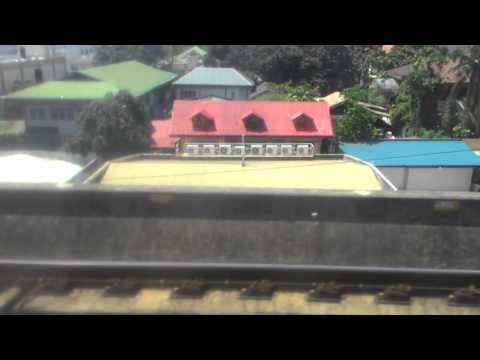 LRT Line 2 (Recto Station - Santolan Station)