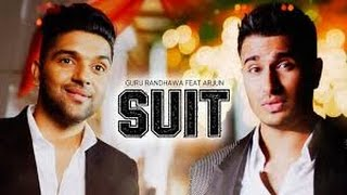 SUIT (Guru Randhawa Arjun)| FULL SONG WITH LYRICS VIDEO