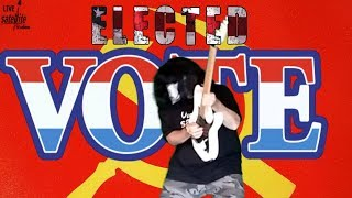 Alice Cooper Elected Metal Cover 2018 Midterm Election Special VOTE VOTE VOTE