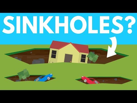 How Do MASSIVE Sinkholes Form?