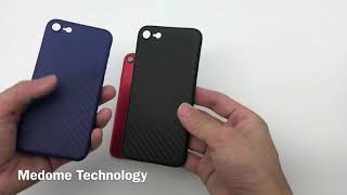 Medome Technology Ultra thin slim case for iPhone 8