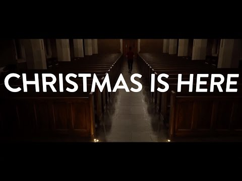 JJ Heller - Christmas Is Here (Official Lyric Video)