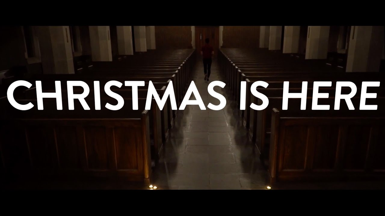 Christmas Is Here.Jj Heller Christmas Is Here Official Lyric Video