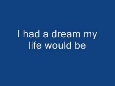 I Dreamed A Dream (16 bar audition backing)