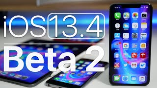 iOS 13.4 Beta 2 is Out! - What's New?