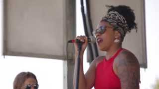 San Diego Blues Festival 2013 featuring Nikki Hill