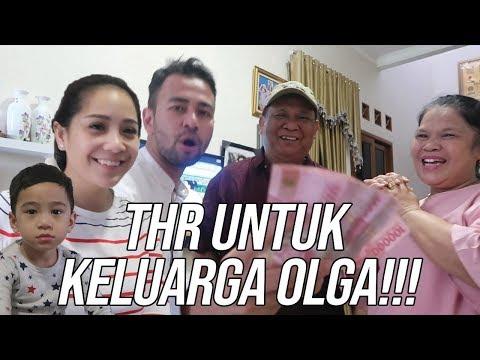 Lagu Video Ziarah, Kasih Thr!!membahagiakan Alm. Olga & Keluarga Terbaru