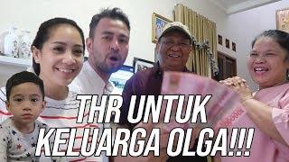 Download lagu ZIARAH, KASIH THR!!MEMBAHAGIAKAN ALM. OLGA & KELUARGA