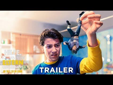 Hilfe, ich hab meine Eltern geschrumpft: Das Original-Hörspiel zum Film YouTube Hörbuch Trailer auf Deutsch