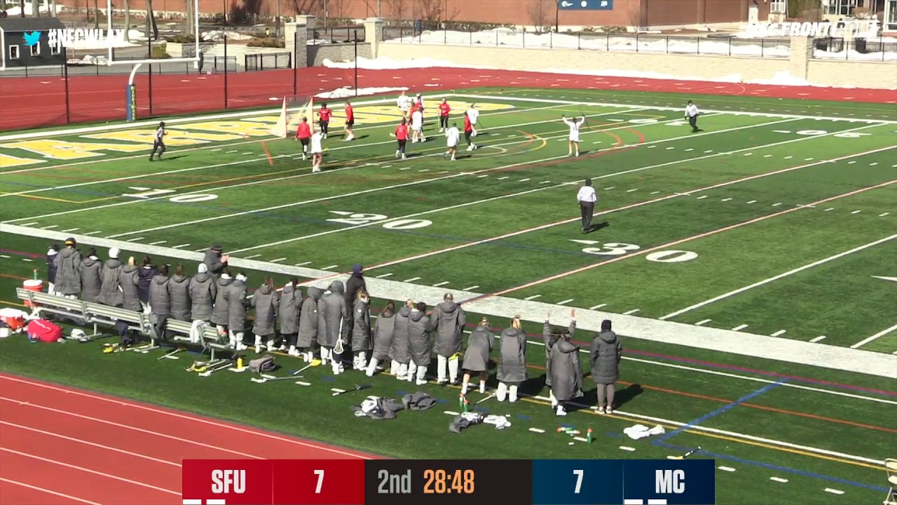 WLAX: Merrimack Women's Lacrosse Highlights vs Saint Francis University