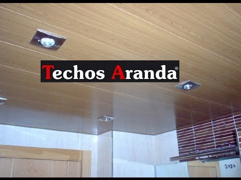 Techos de pvc youtube for Techumbres minimalistas