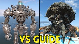 Fallout 4 Battles Behind the Scenes - Cinematic Console Command Guide