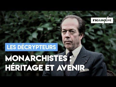 Monarchistes : quel héritage et quel avenir ?