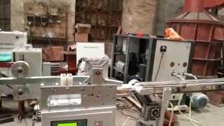 Пресс-штамп для производства мыла(Часть линии производства мыла. Пресс-штамп для формирования кусочков мыла различной формы. Заказать - www.smd-gr..., 2015-08-21T07:27:15.000Z)