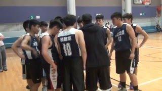 黃大仙區男子籃球聯賽  LCGSS VS NPL