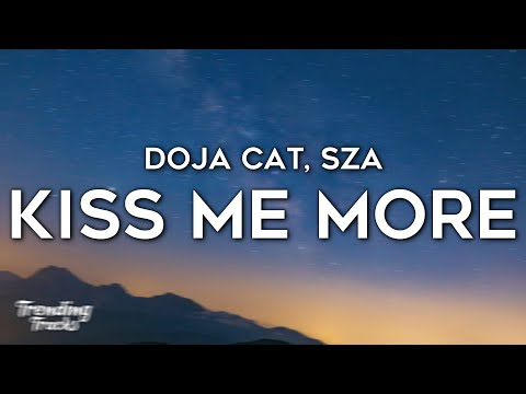 Doja Cat – Kiss Me More (Clean – Lyrics) ft. SZA