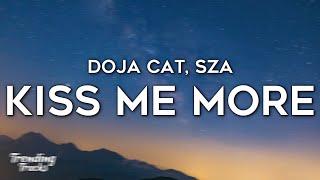 Doja Cat - Kiss Me More (Clean - Lyrics) ft. SZA