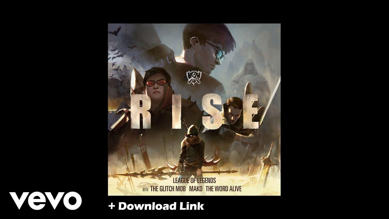 rise of legends soundtrack download
