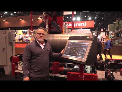 Vernon Tool MPM5 at Fabtech 2017! New Improvements   Lincoln Electric