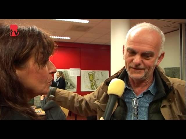 Jan Gubbels over de groenvoorziening en het beheer daarvan in Wyckerpoort Maastricht