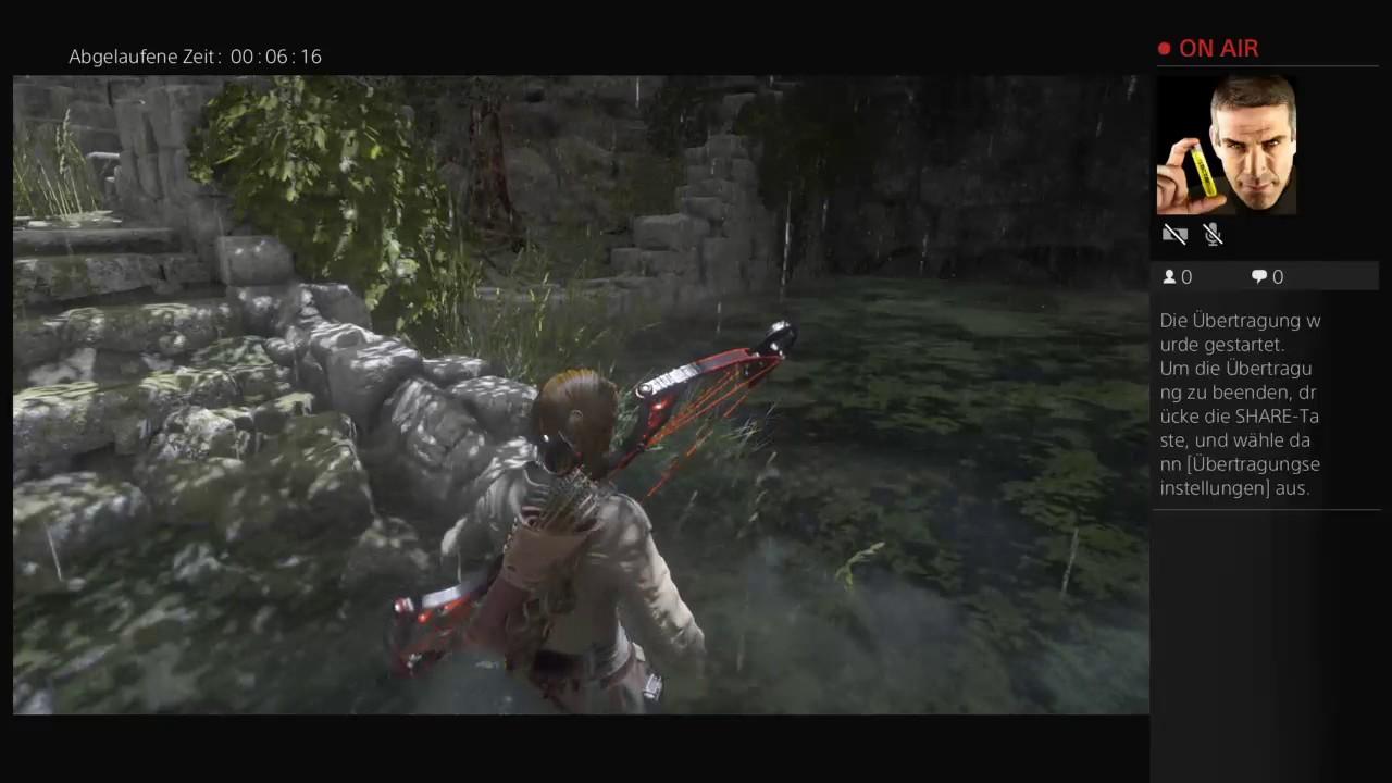 Tomb Raider Alle Gräber