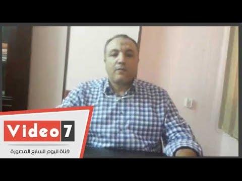 قال الدكتور ياسر شلبي، الأمين العام لفرع نقابة الصيادلة ببني سويف واتحاد المهن الطبية بالمحافظة  - نشر قبل 1 ساعة