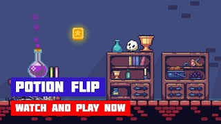 Potion Flip · Game · Gameplay