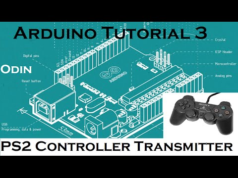 Arduino Tutorial: Connect PS2 Controller to Your Arduino | Detailed Guide