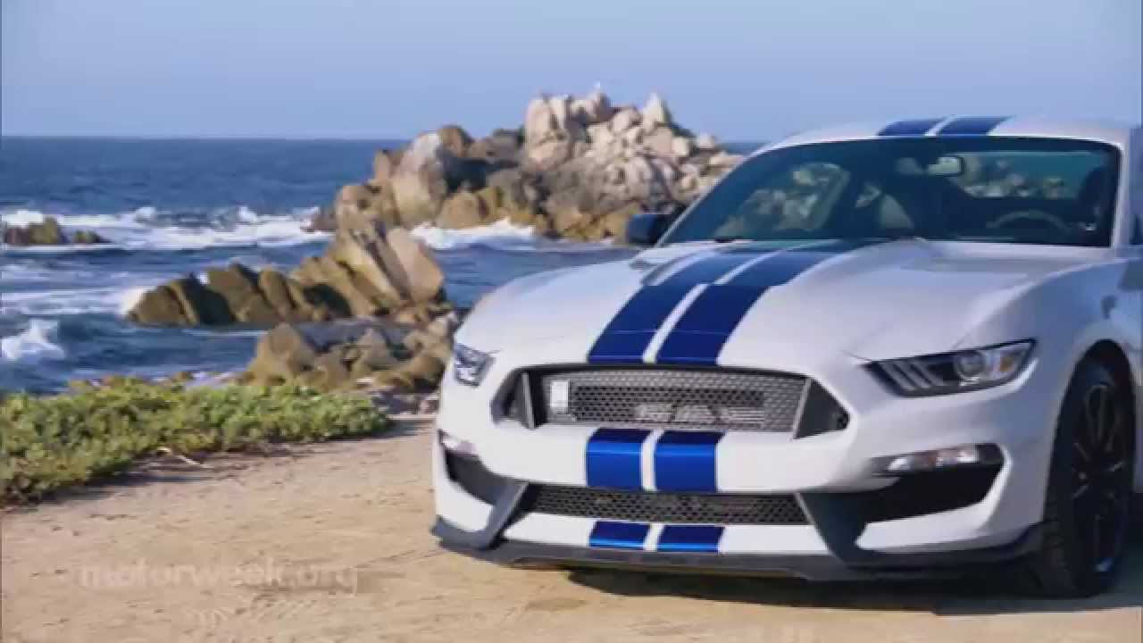motorweek road test 2016 ford shelby gt350 gt350 r mustangs youtube