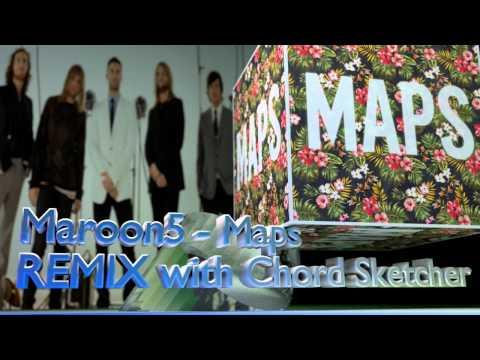 Maroon5 - Maps REMIX