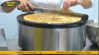 видео Конвекционные печи Roller Grill
