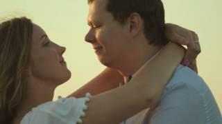 Свадьба в Болгарии церемония на берегу моря Алеся и Максим