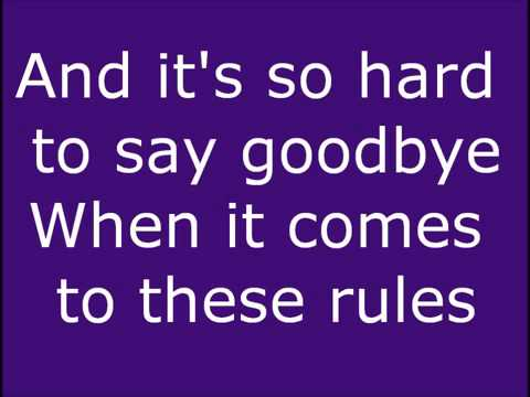 Christina Aguilera Hurt Lyrics