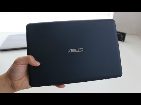 "ASUS Vivobook E200 11.6"" Laptop Review $200 Windows 10 notebook"