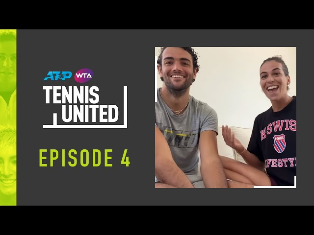 Tennis United | Berrettini & Tomljanovic Share Netflix Picks