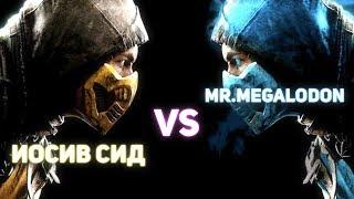 BATTLEFIELD 1 НА ANDROID СТРИМ - БИТВА ТОП ДОНАТЕРОВ -  Иосив Сид vs Mr.Megalodon