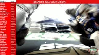 07/20/16 Clear Vision Break #2