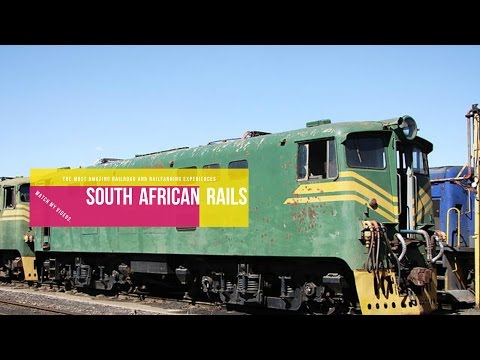Last of the South African class 6E1's Part One