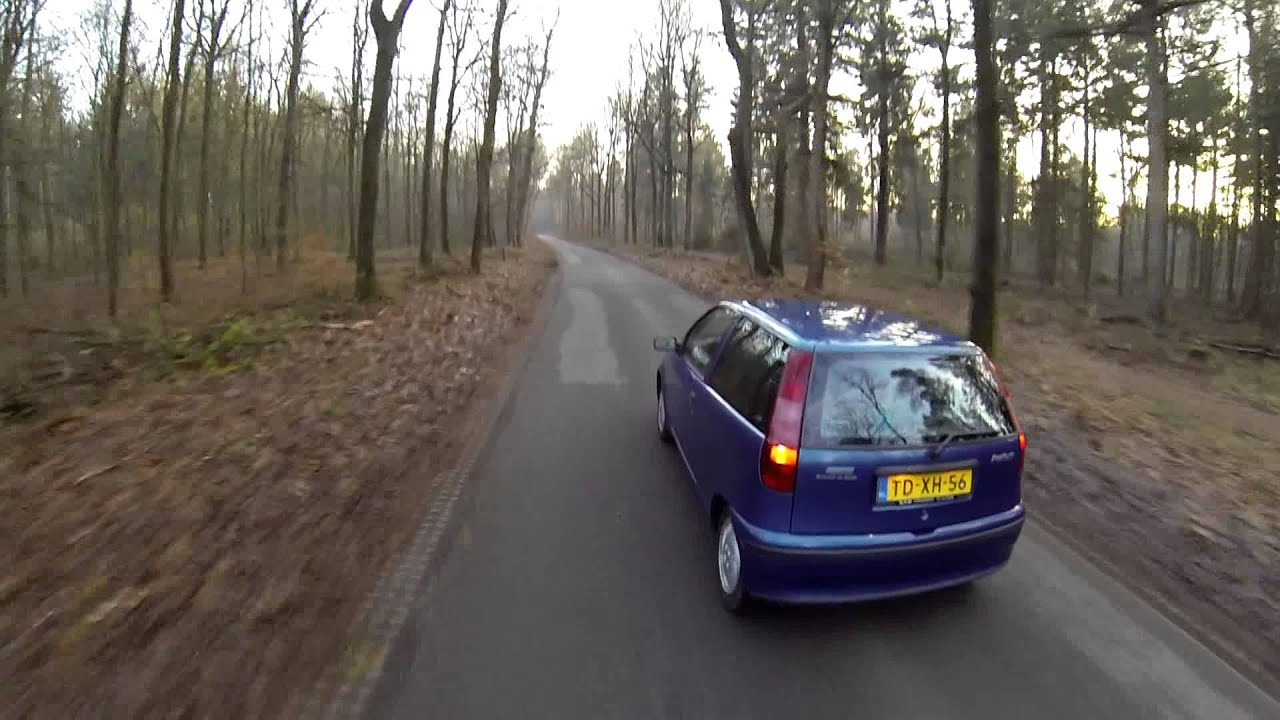 Follow The Car With A Gopro On A Dji Phantom Blurry Video Youtube