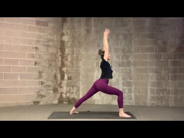 Yoga Break for Nourishment and Immunity with Laura Abbott Coan
