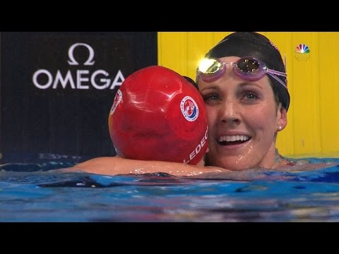 Olympic Swimming Trials | Missy Franklin, Katie Ledecky Head To Rio