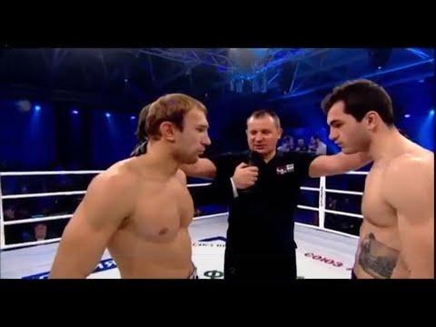 Павел Кущ vs. Алекс Ирымек   Pavel Kusch vs. Aleks Irymek   GEFC & TKFC