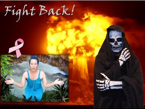 Fight Back & Survive Cancer music video; radiation, breast cancer surgery, chemotherapy