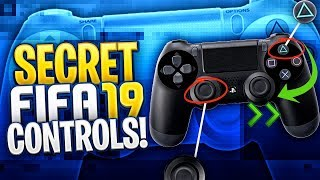FIFA 19 SECRET CONTROLS & MOVES YOU NEED TO KNOW !!!  GAME CHANGING SPECIAL MOVES - FIFA 19 TUTORIAL
