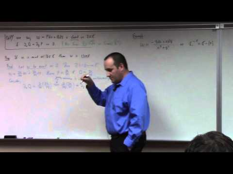 Complex Analysis: Lecture 15: closed and exact forms