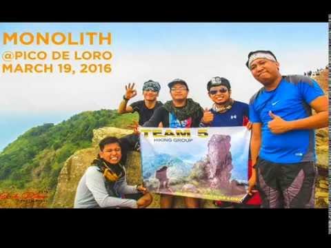 Mt Palay Palay (Pico De Loro)