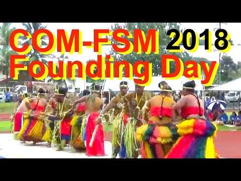 College of Micronesia-FSM Founding Day 2018