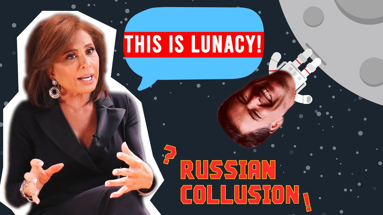 """This is Lunacy"" Judge Jeanine Slams Russian Collusion Hoax"