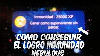Como Conseguir, El Logro Inmunidad ~Nebulous (Skin Del Panda Bad)