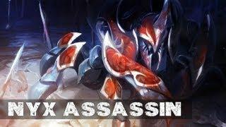 DOTA 2-TOP NYX ASSASSIN